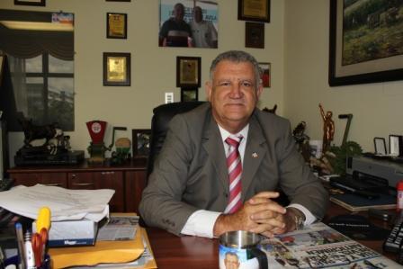 Diputado Mario Marroquín busca su sexto periodo en la Asamblea Legislativa