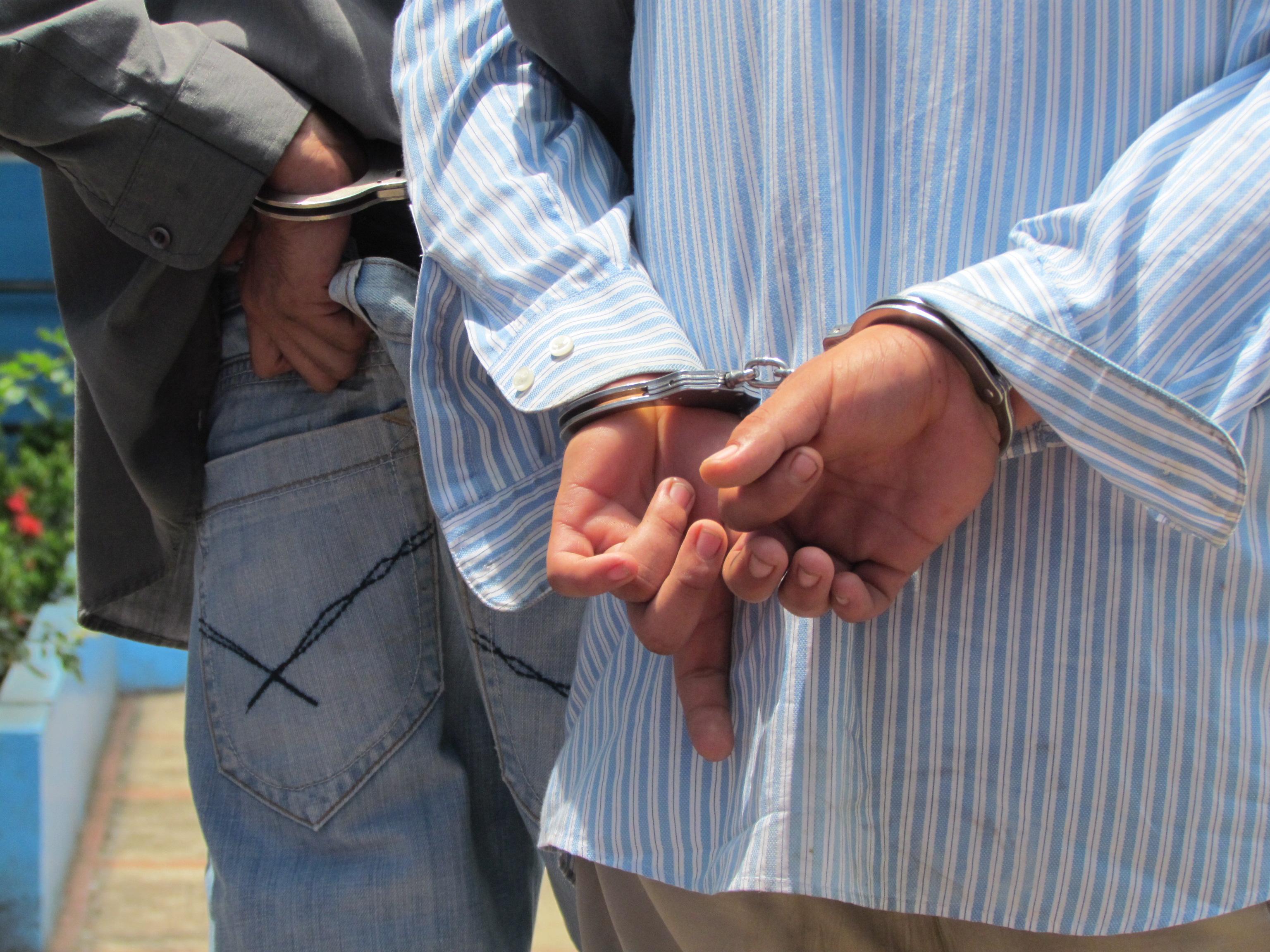Sujetos acusados por violación y robo son detenidos por la PNC