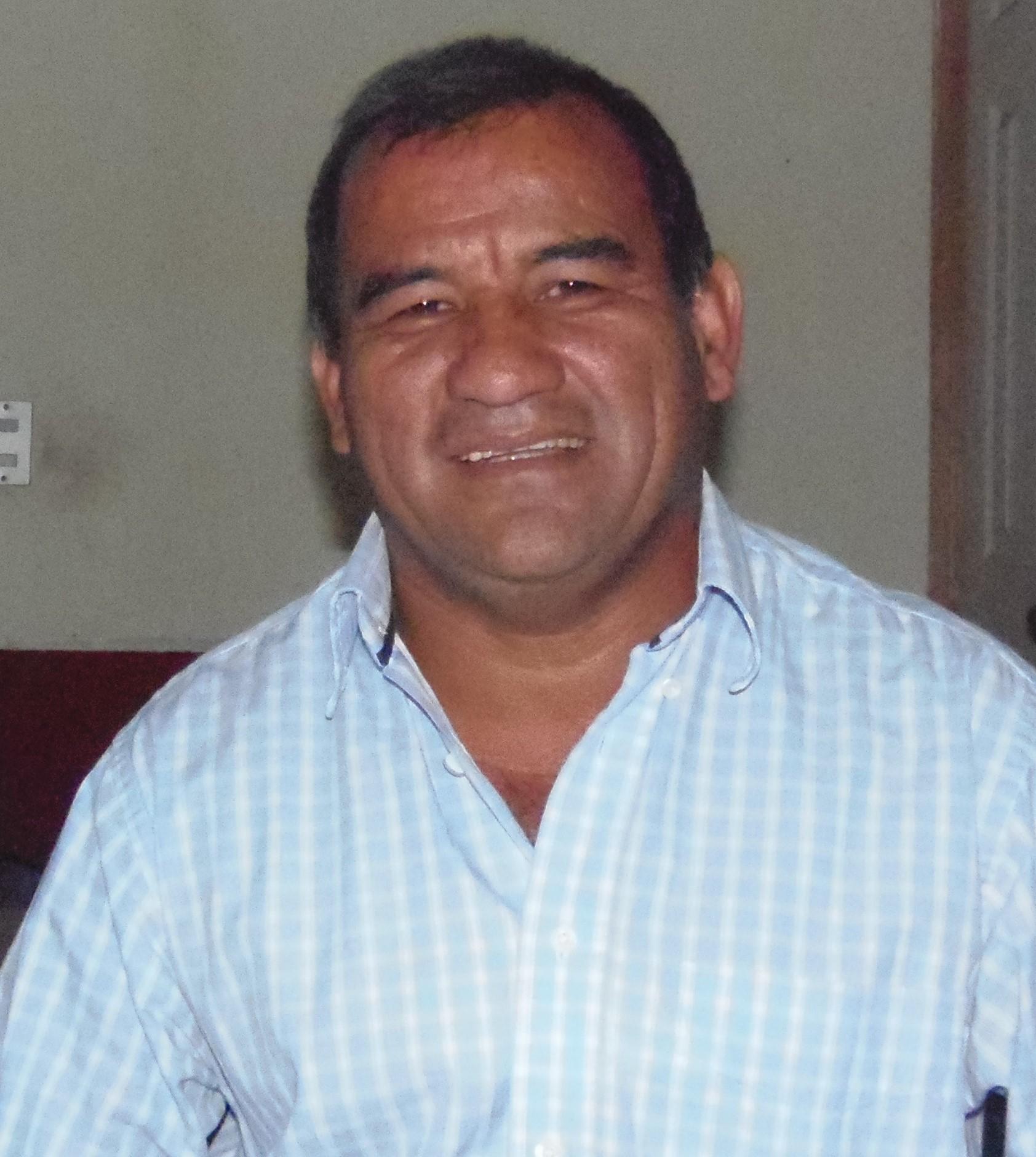 Abilio Flores Alcalde electo en el municipio de Ahuachapán