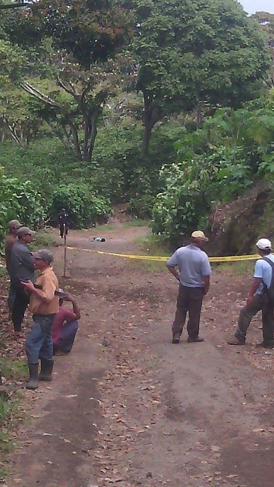 Chalchuapa suma una víctima más al alto indice de homicidios en el departamento de Santa Ana