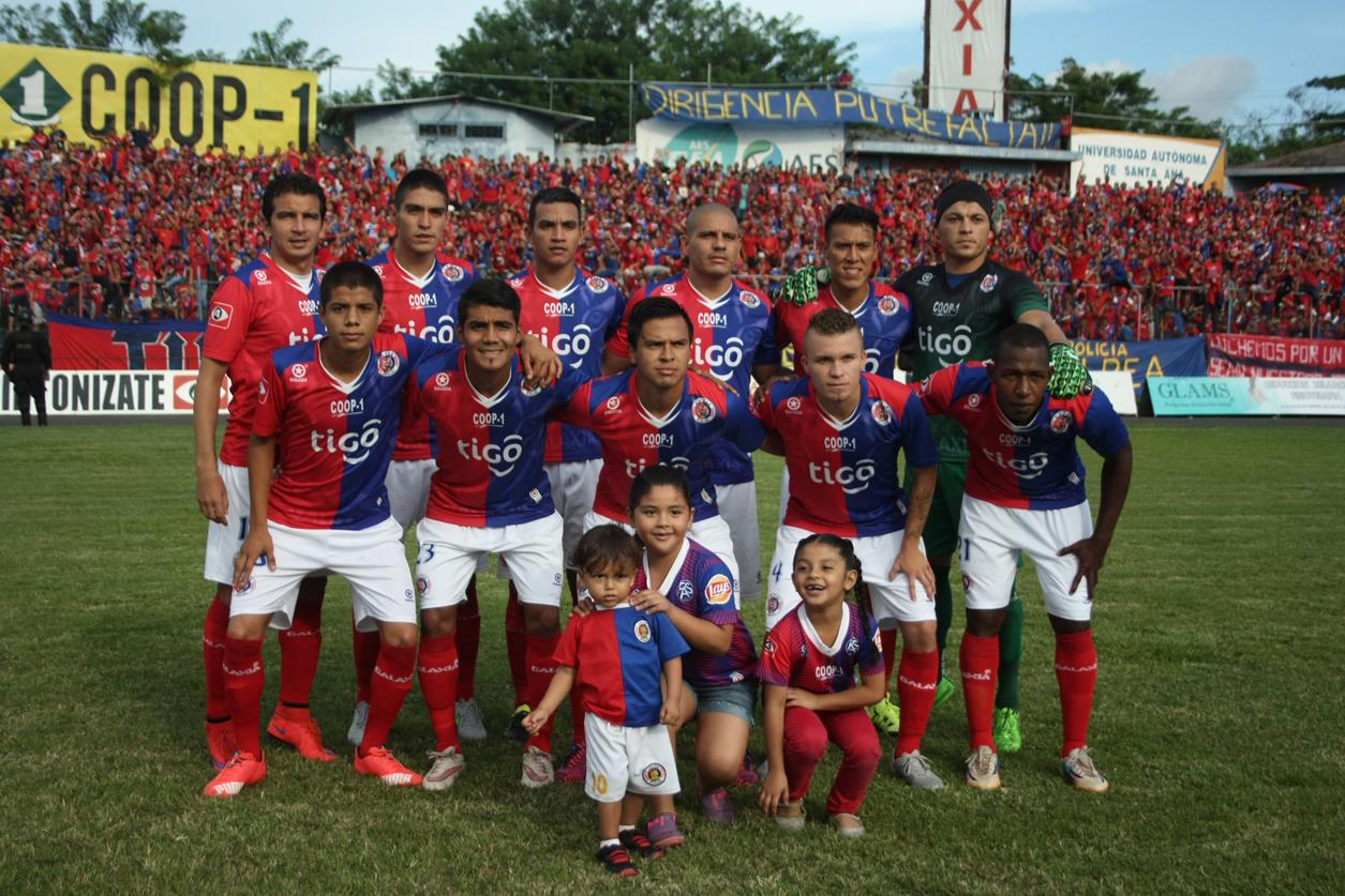 Con 6 bajas en su plantel Club Deportivo FAS encará la fecha 13 ante el Juventud Independiente
