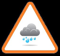 Director General de Protección Civil emite advertencia a nivel nacional por lluvias