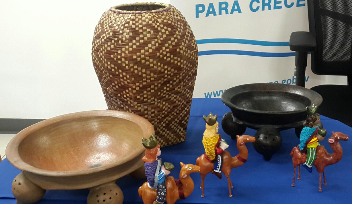 Primera Feria Nacional de Artesanías  para este 14 y 15 de noviembre