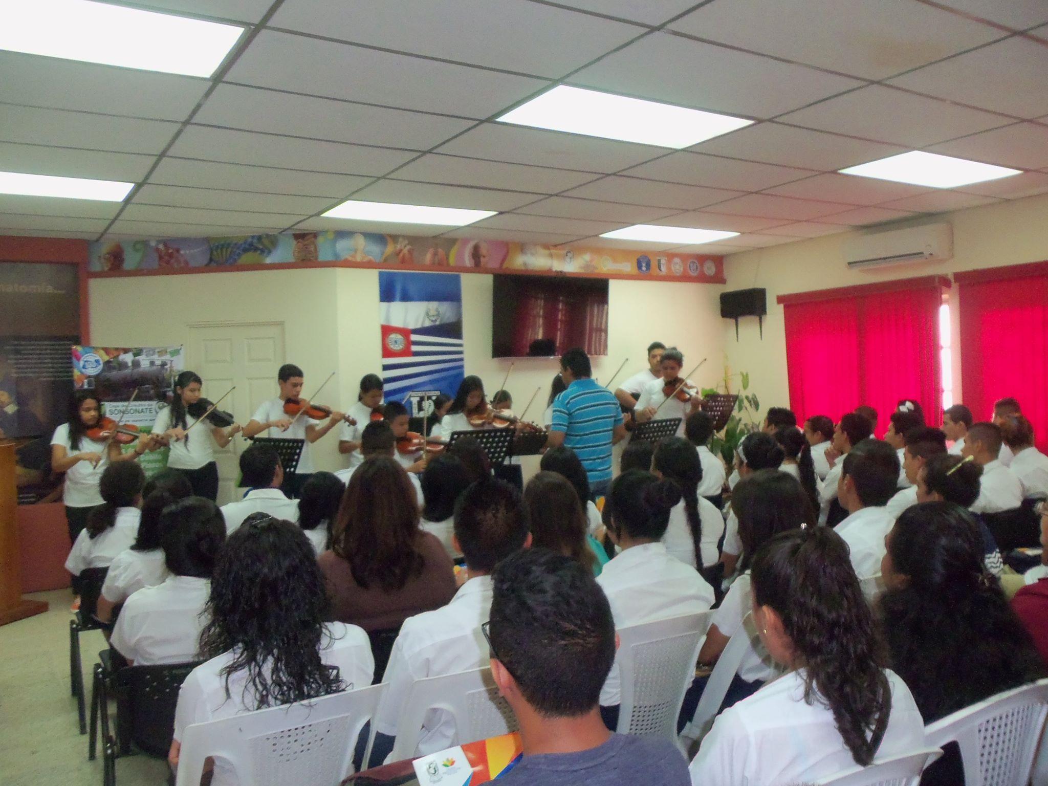 Centros educativos del occidente del país participan en el cuarto concurso de ciencias