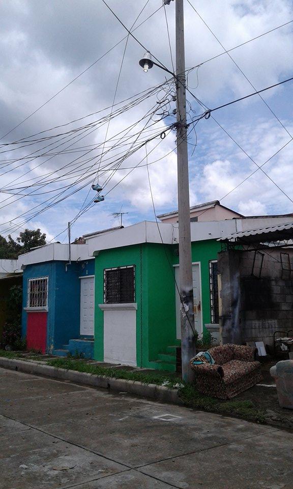 Adesco Ciudad Paraiso solicita la ayuda de la comuna santaneca