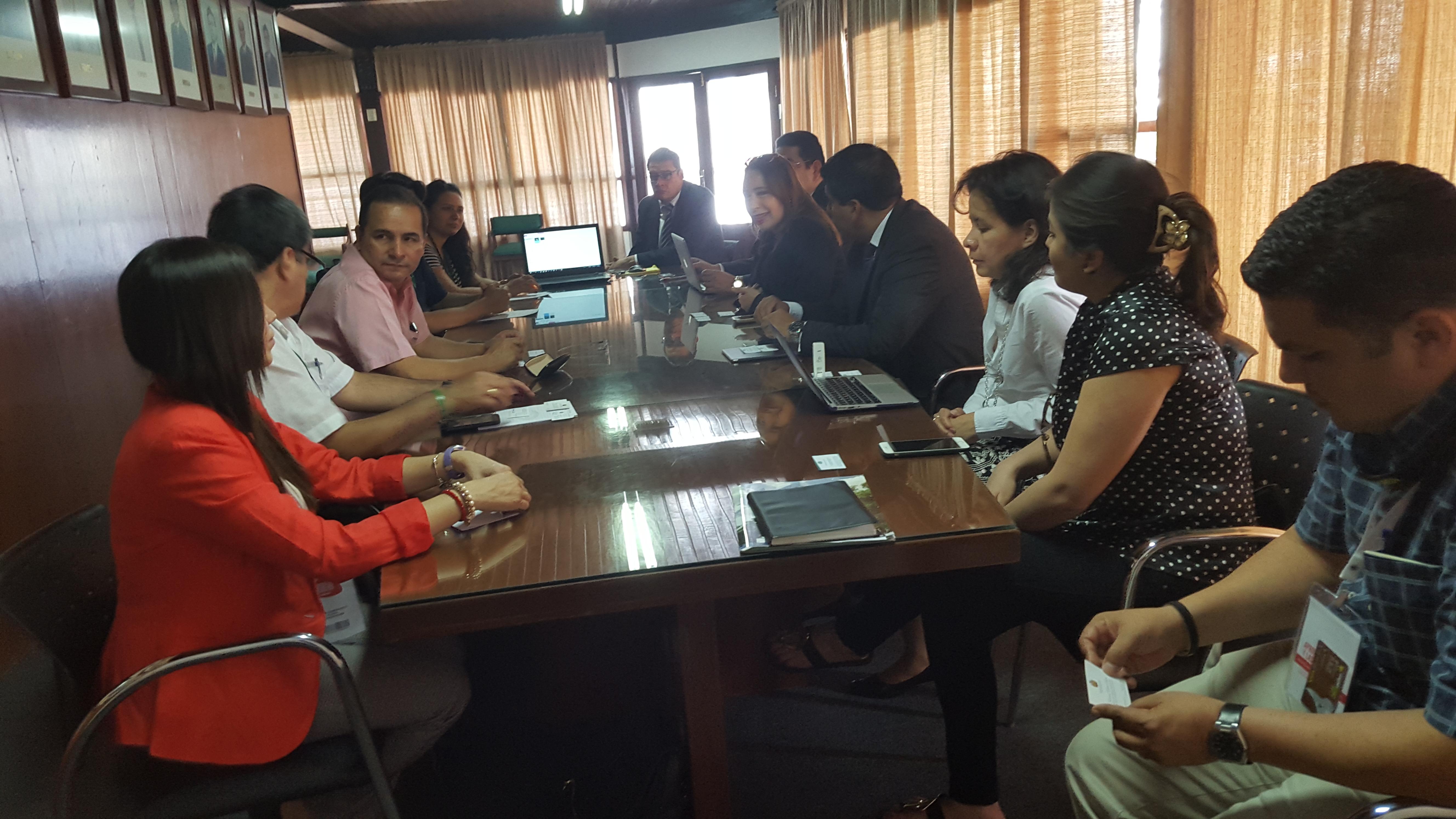 Sector empresarial Bolivia – El Salvador con activa participación en proceso de negociación para apertura de mercados