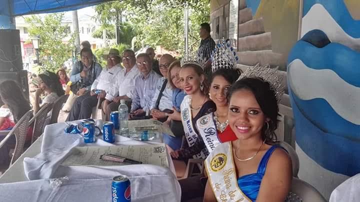 Fiesta Civica en Chalchuapa