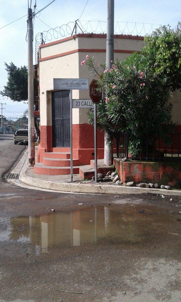 Falta de mantenimiento en las calles preocupa a los ciudadanos