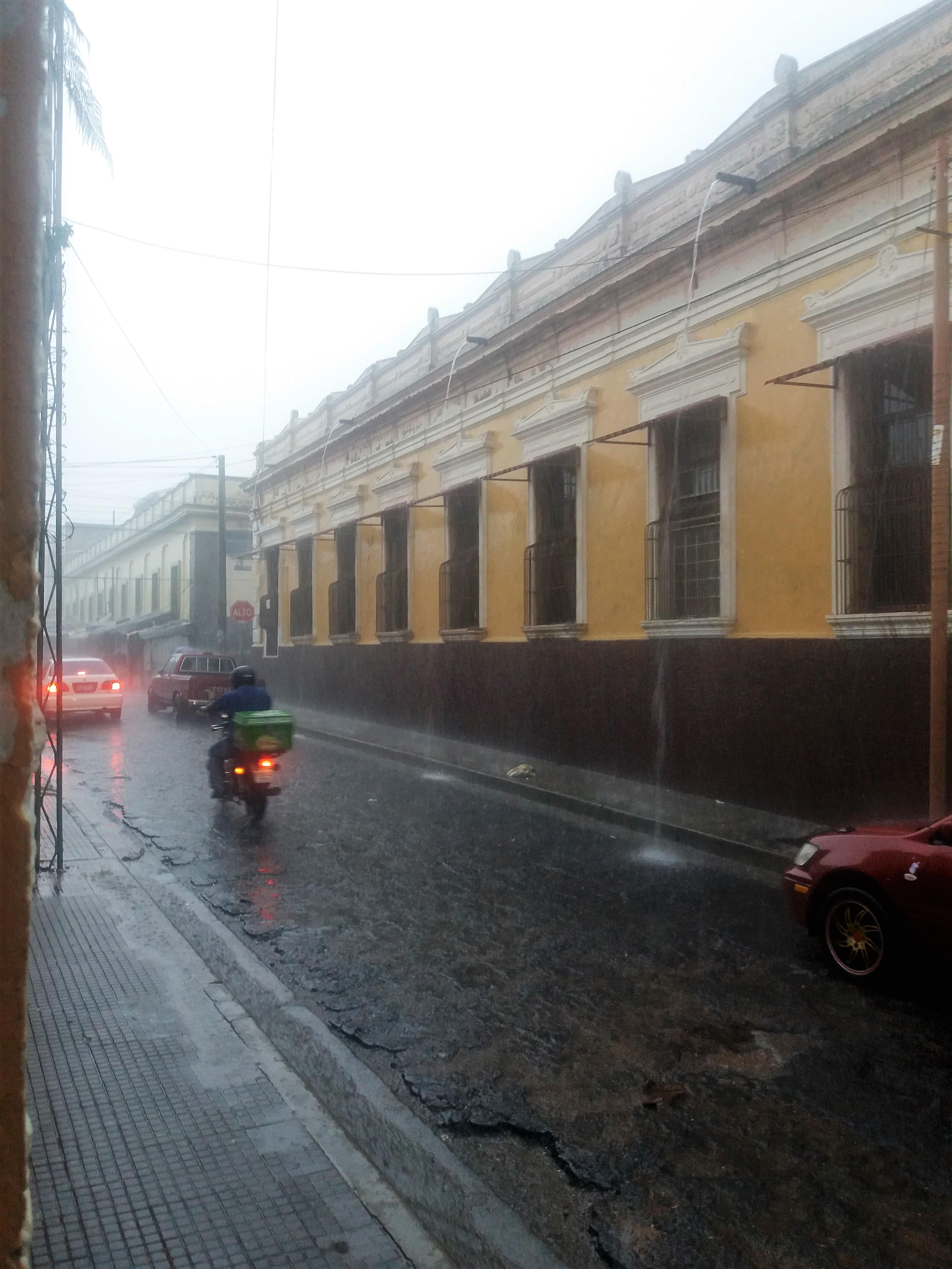Protección Civil emite advertencia a nivel nacional debido por lluvias
