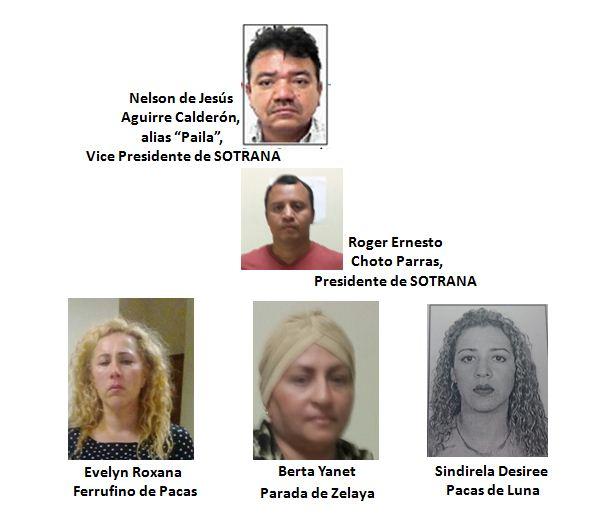 """FGR procesará a empresarios que se beneficiaron junto a pandillero ligado a operación """"Jaque"""""""