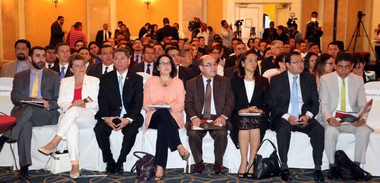 Fiscal General participó en evento sobre Día Nacional de la Prevención del Lavado de Dinero