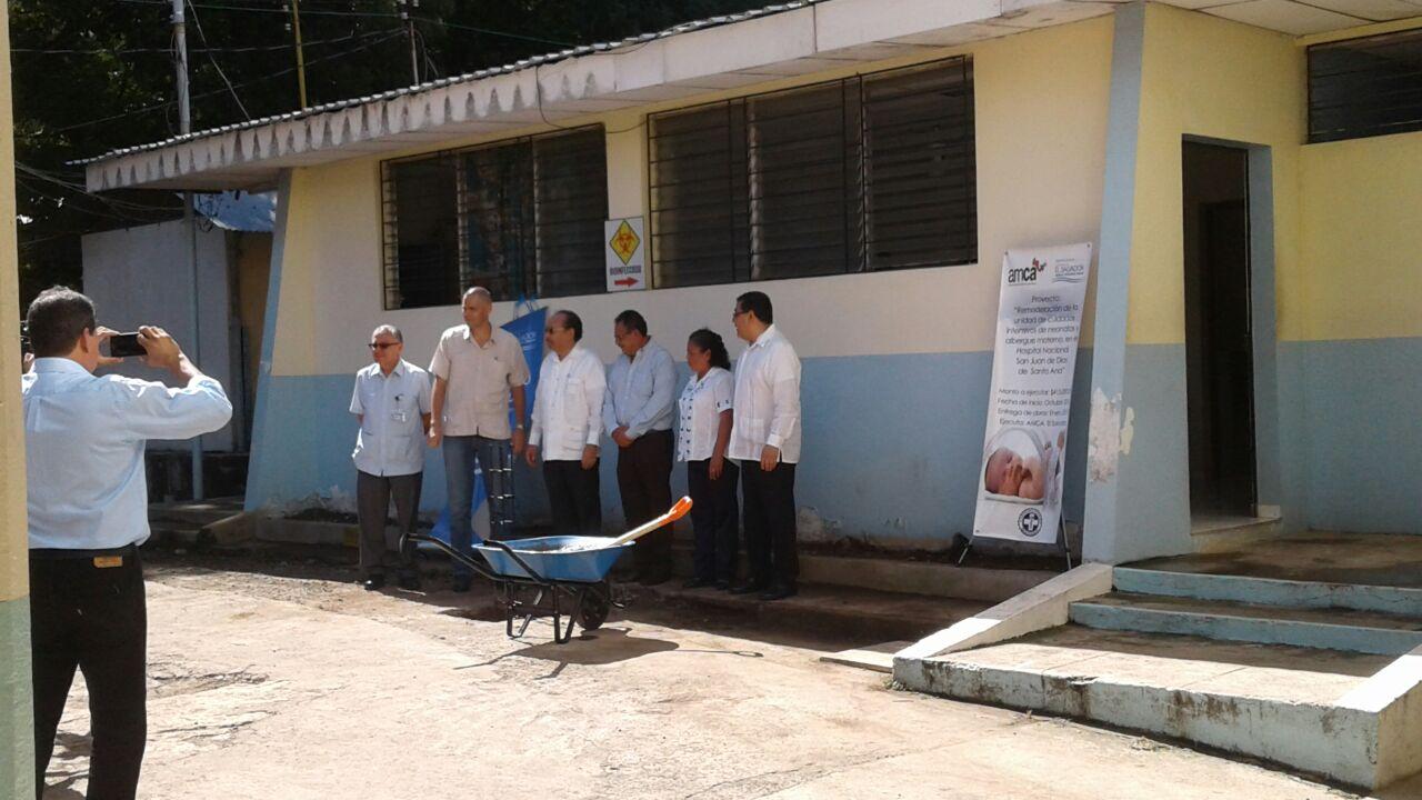 Área de Neonatología del Hospital San Juan de Dios será remodelada