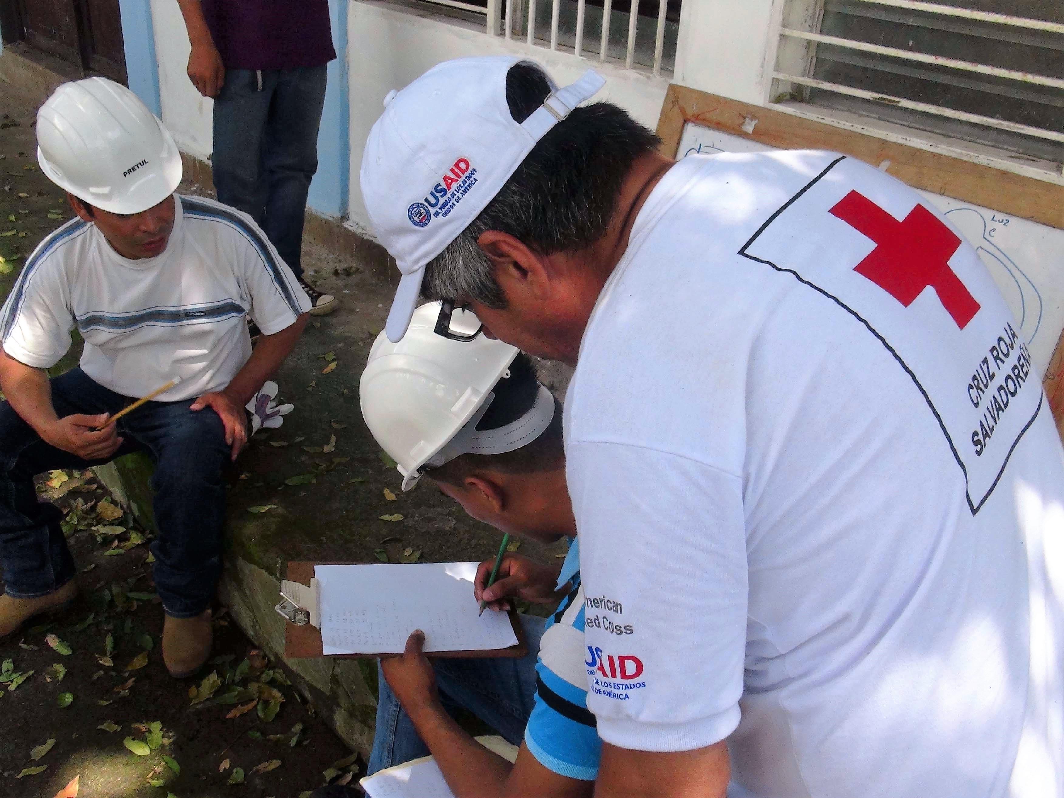 Cruz Roja Salvadoreña gradúa a 22 personas en Taller de Instalaciones Eléctricas Básicas Residenciales