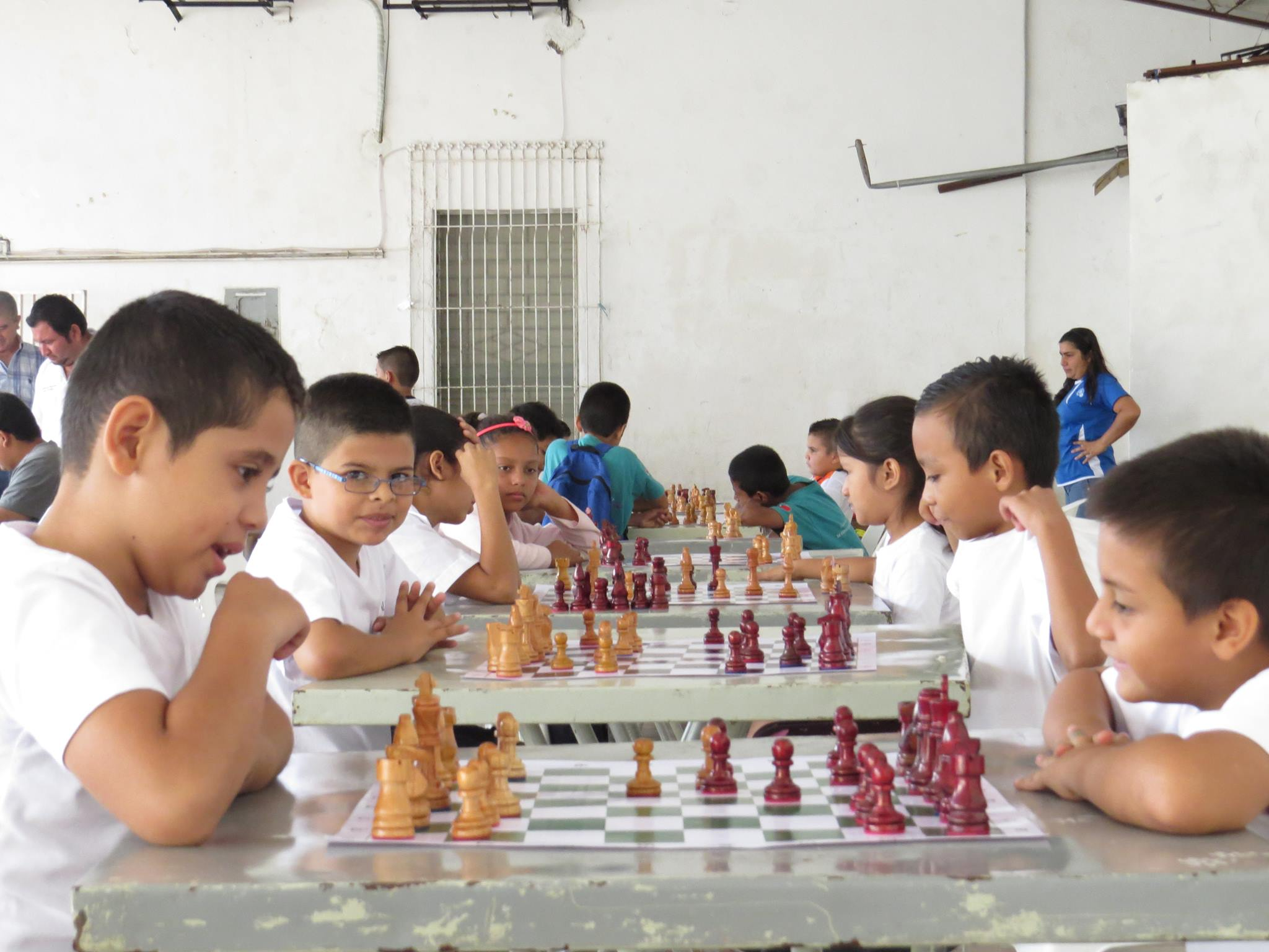 Alcaldía de Candelaria de la Frontera realizó su  primer torneo de Ajedrez