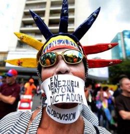 PARO TOTAL INDEFINIDO EN VENEZUELA