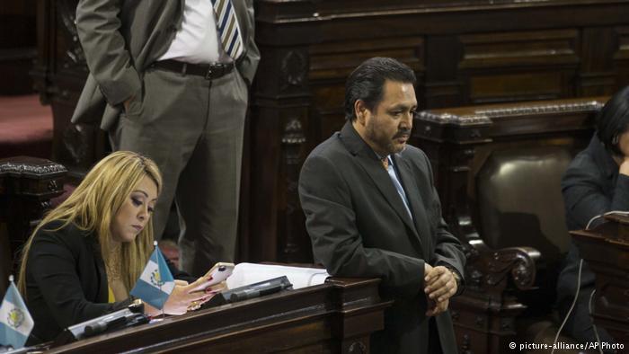 Guatemala: condenas por corrupción contra políticos y banqueros