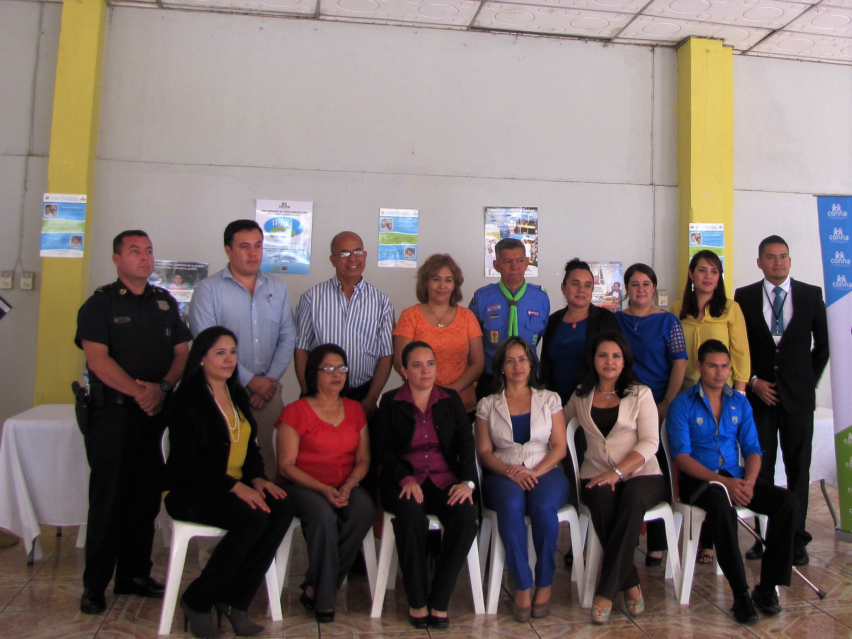 Eligen Comité Local para Protección y  Promoción de derechos de la niñez Metapaneca