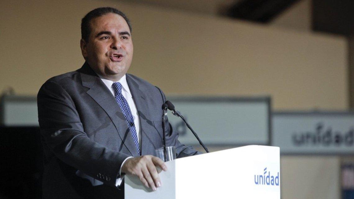 Ex Presidente Antonio Elias Saca, detenido por presuntos delitos de corrupción