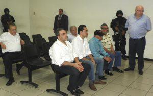 """Imputados en caso """"Destape a la Corrupción"""" permanecen en detención provisional"""