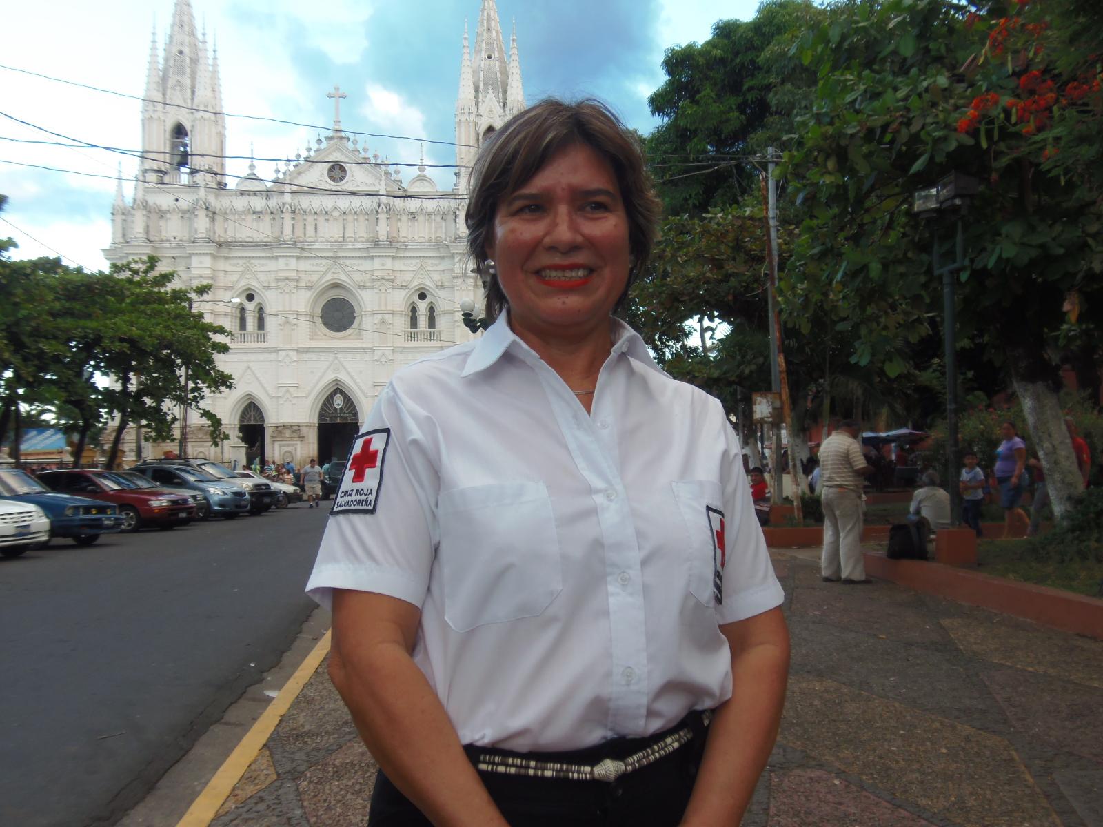 "Cruz Roja seccional Santa Ana organizara evento ""Santa Ana muévete"""