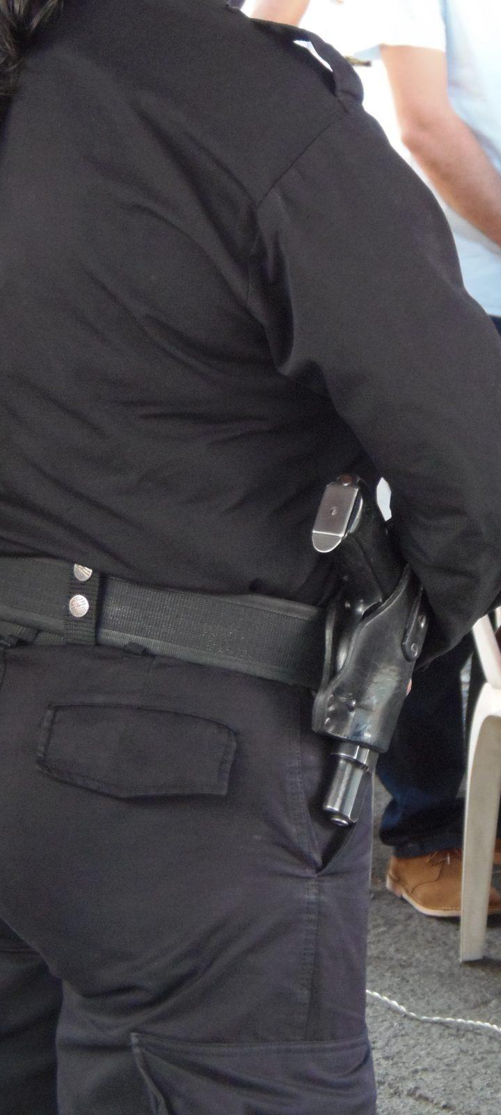 Agentes policiales capturan a sujeto por el delito de homicidio agravado