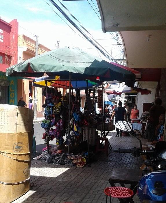 Reordenamiento de ciudad santaneca se encuentra en marcha