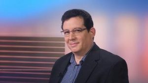 Amir Valle, escritor y periodista, DW.