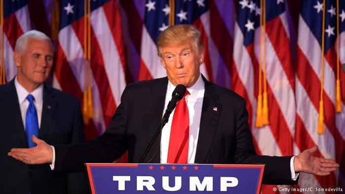 Trump será el nuevo presidente de EE.UU.
