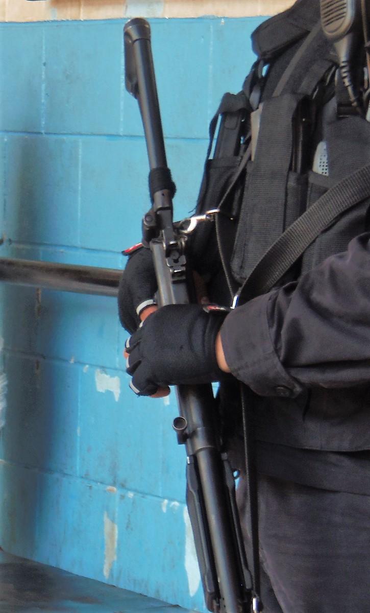 Capturan sujeto en municipio El Congo por delito de robo