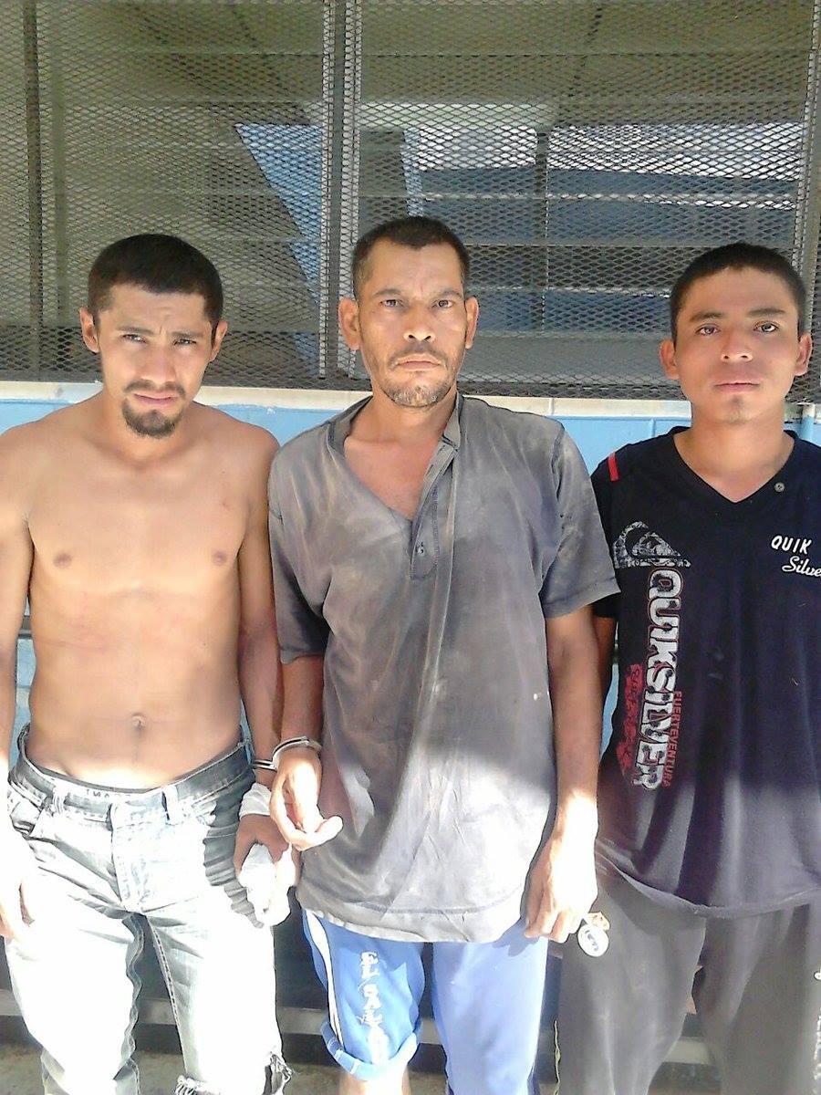 FIRT captura supuestos miembros de agrupaciones ilícitas
