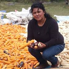 Berta Cáceres, activista hondureña de derechos humanos, gana a título póstumo máximo premio ambiental de la ONU