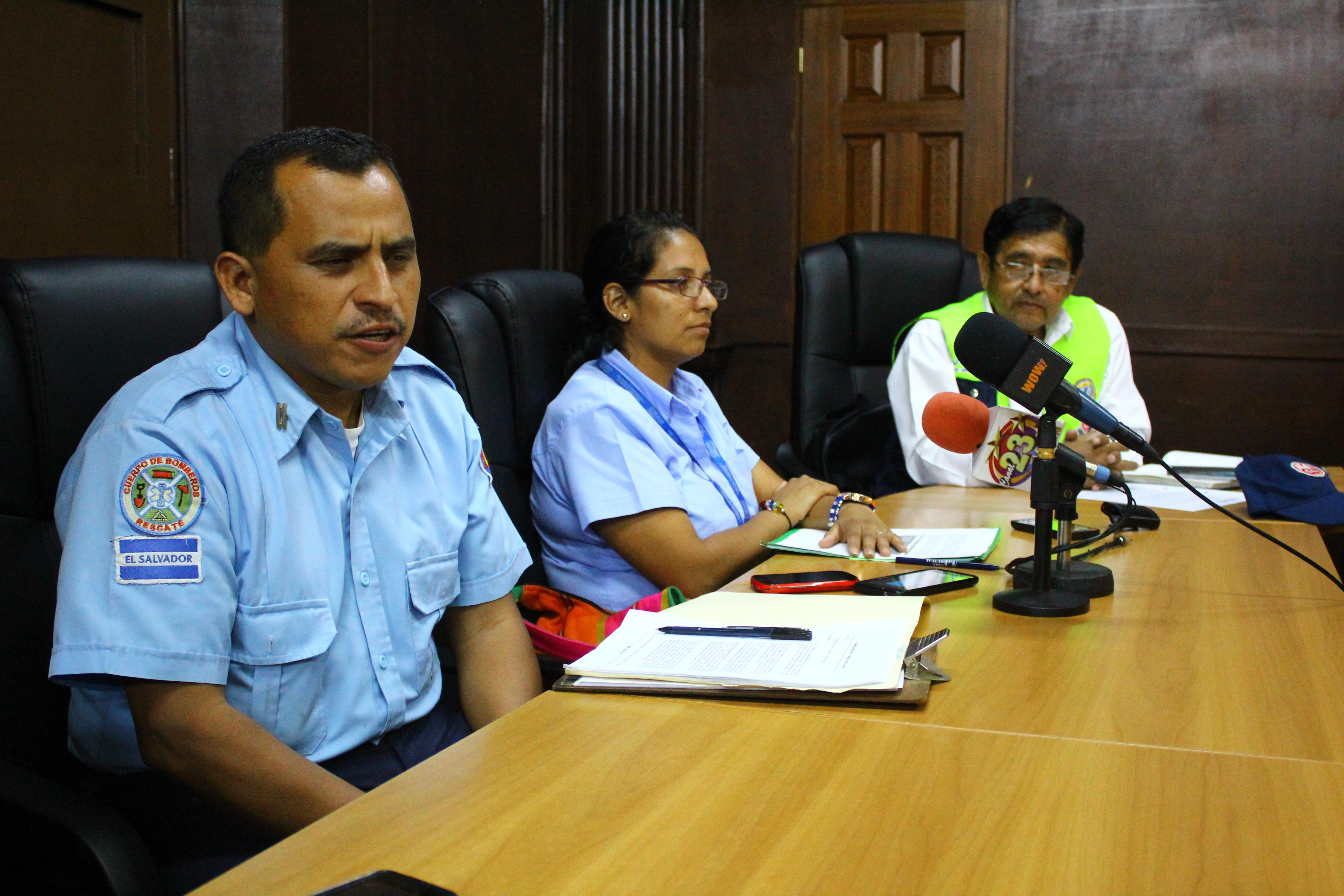 Comisión Municipal de Protección Civil dio a conocer detalles del plan belén 2016 en Santa Ana
