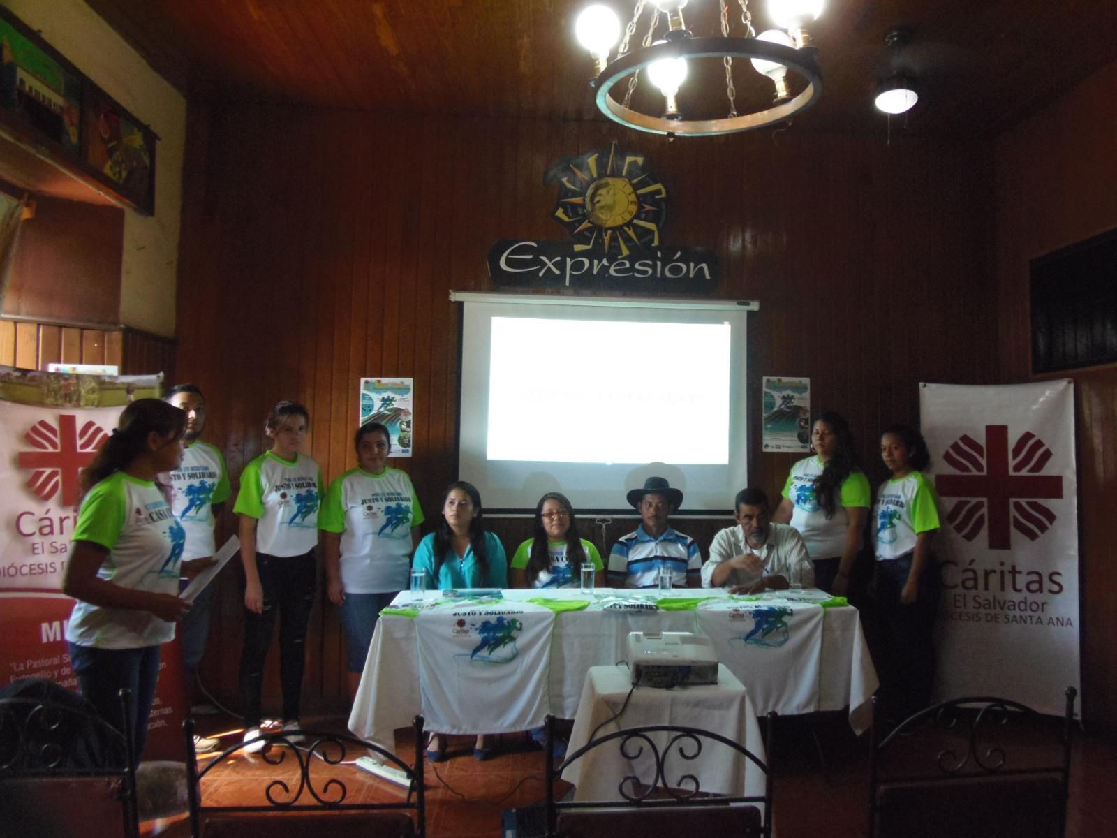 Fundación Cáritas organiza su primera carrera en Santa Ana