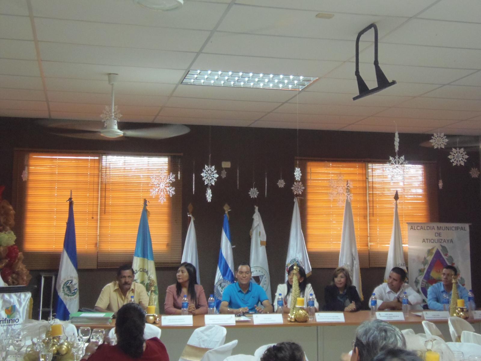 Asociación de municipios Trifinio, celebró su décimo aniversario