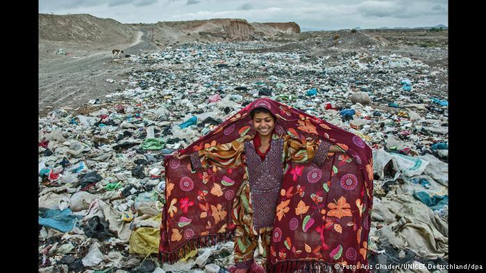 UNICEF: la foto del año 2016