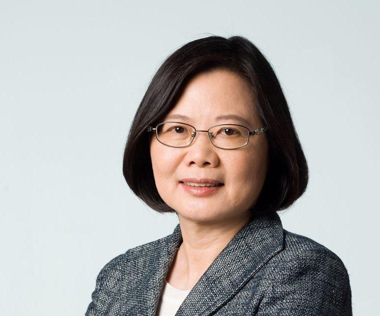 Presidenta de la República de China, Dra. Tsai Ing-wen visitara El Salvador