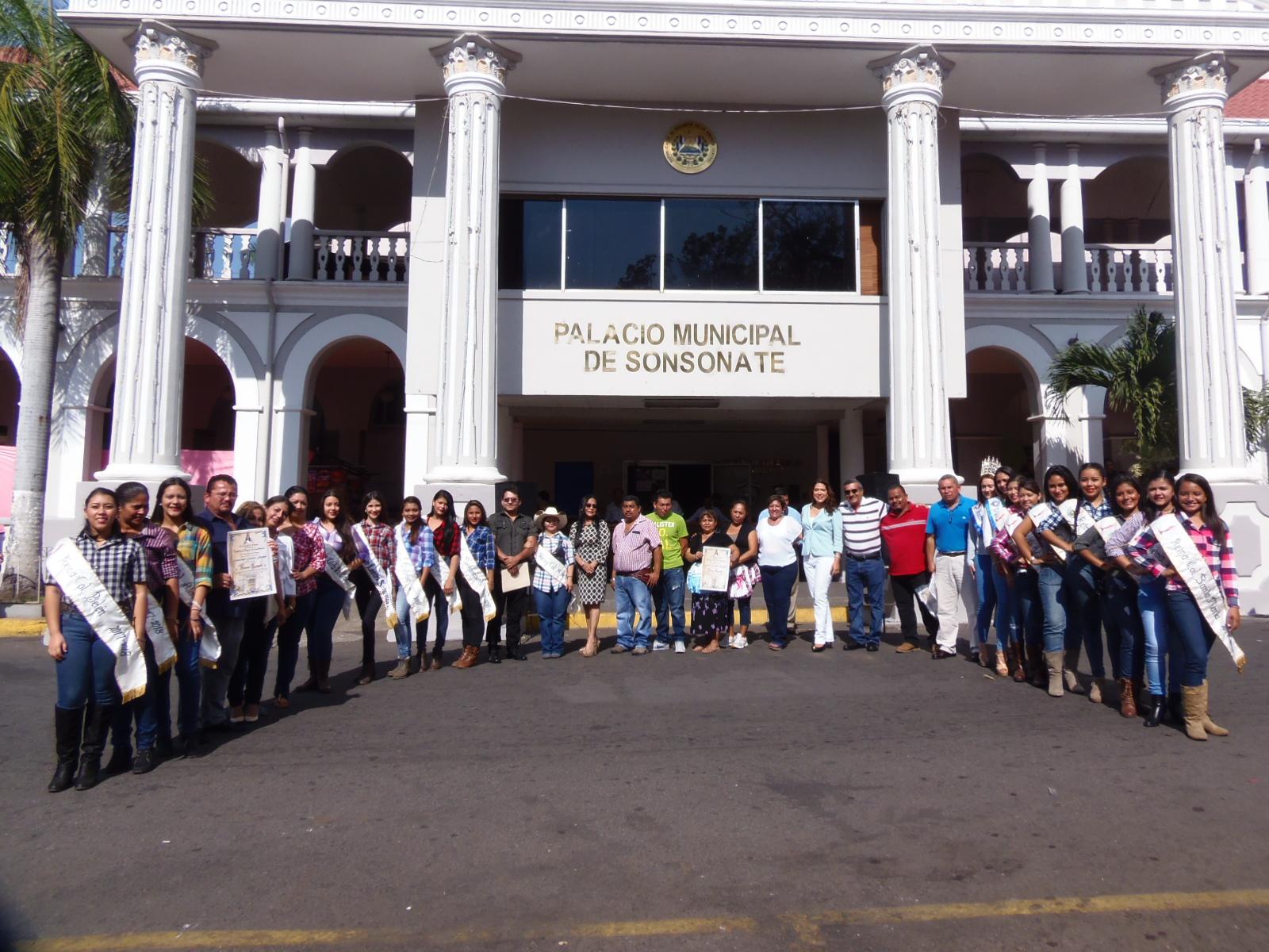 Sonsonate celebra sus festejos patronales en honor a la Virgen de Candelaria