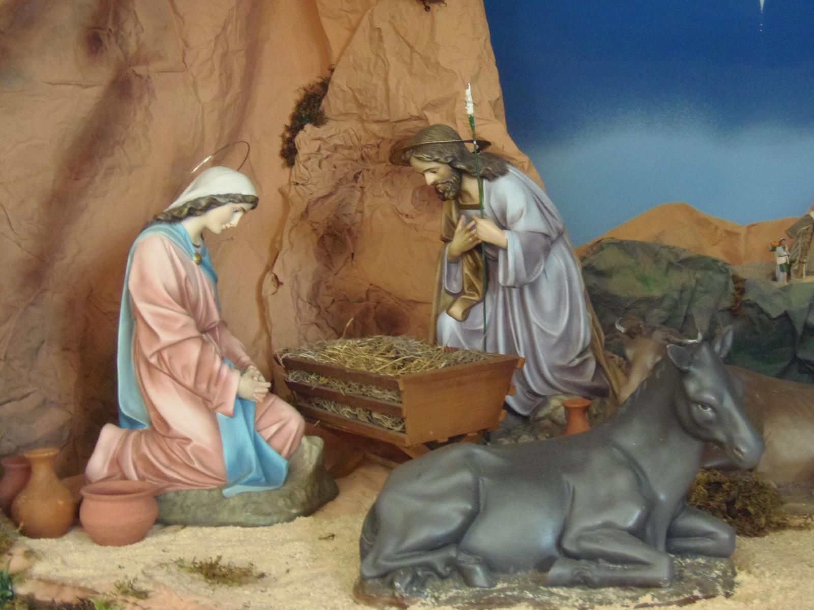 Parroquia El Calvario de Santa Ana, exhibirá nacimiento hasta el 10 de enero