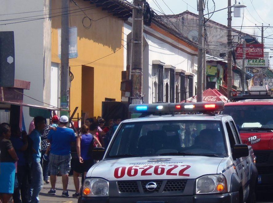 Personal policial realiza detenciones en varios municipios de Santa Ana
