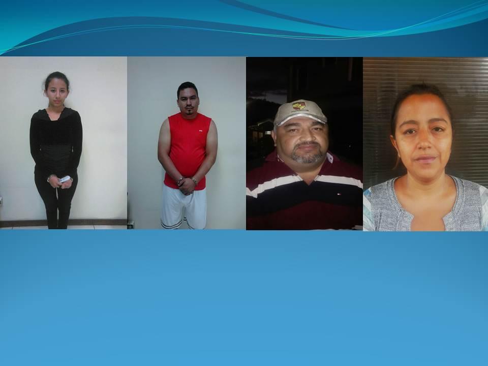 FGR ordena la captura de seis personas por contrabando de mercaderías e incumplimiento de deberes