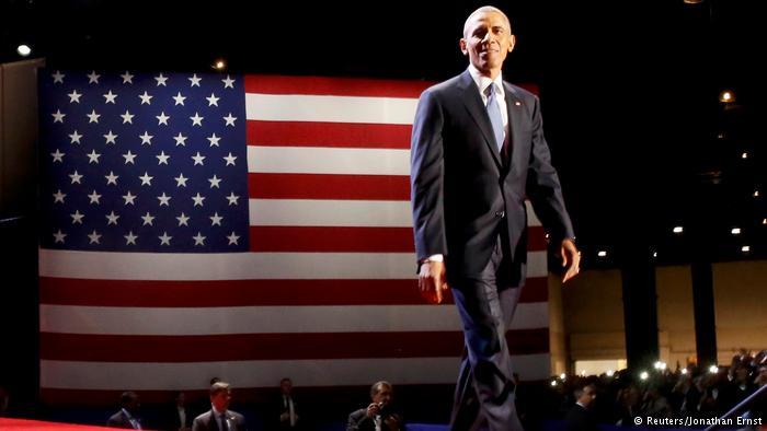 Obama se despide llamando a la participación política