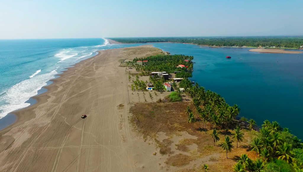 MARN prepara lineamientos para el manejo sostenible de la Barra de Santiago