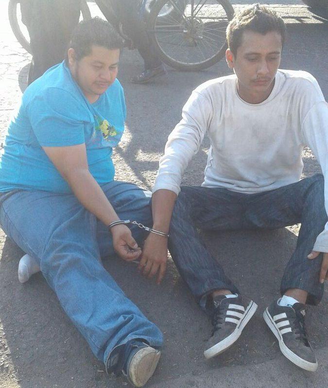 Mexicano y salvadoreño serán procesados por traficar marihuana en Ahuachapán