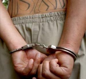 Seis años de cárcel a pandillero de la MS por Homicidio Tentado en Juayúa