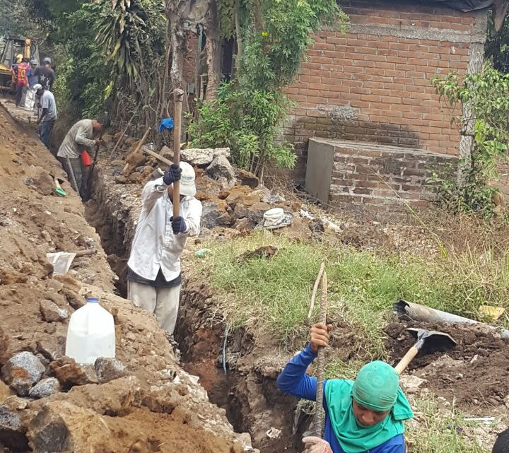 Comunidad Gerardo Barrios de Santa Ana será favorecida con agua potable