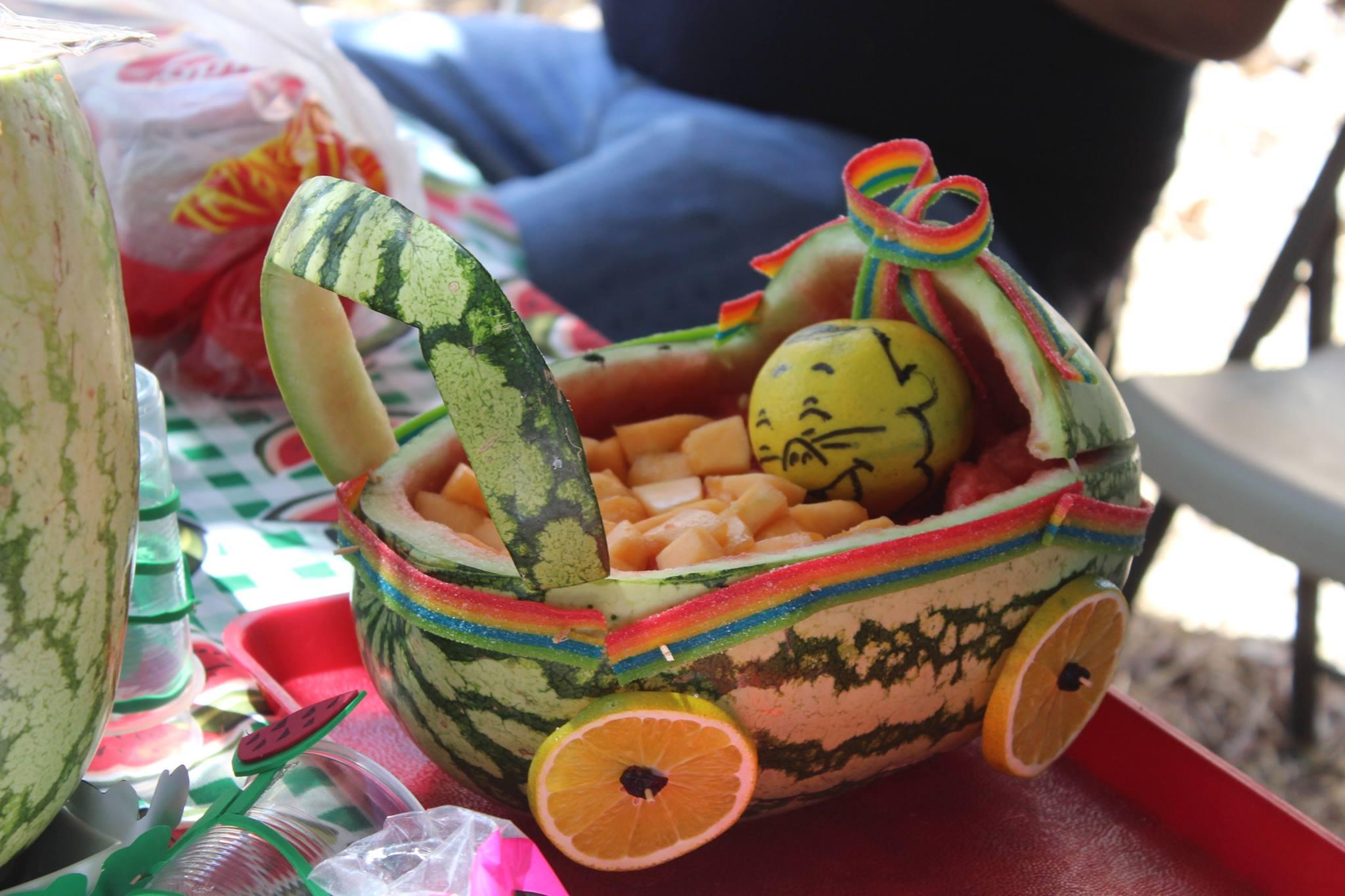 El Porvenir se prepara para su segundo festival de la sandía