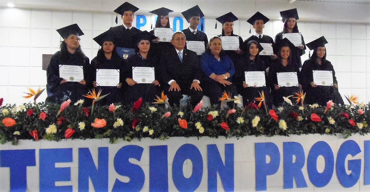 Escuela Interamericana graduó su vigésima primera promoción de cursos de ingles
