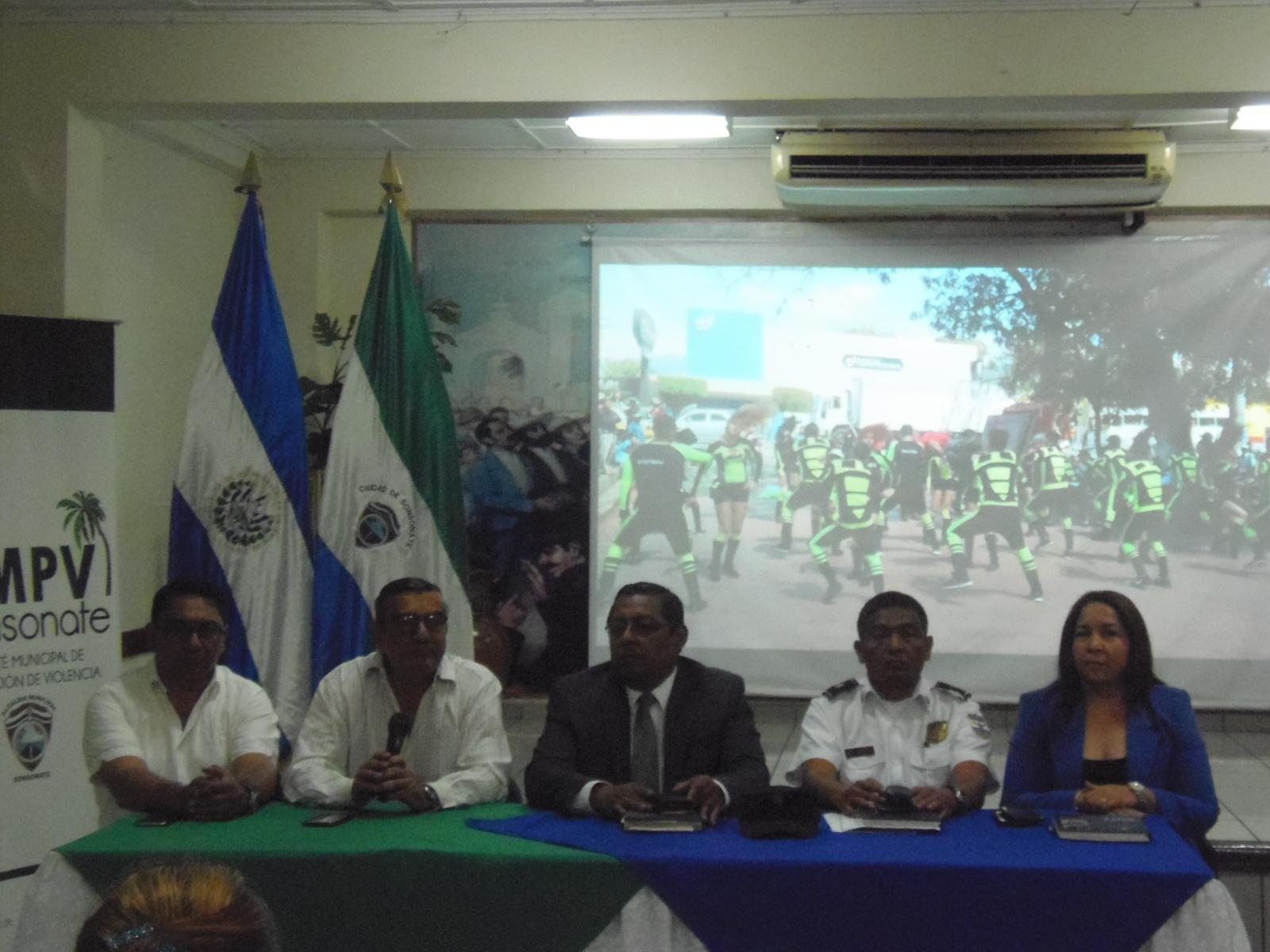 Sonsonate destaca reducción de hechos delictivos en sus 16 municipios
