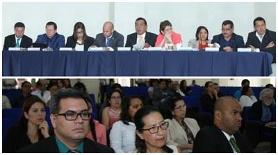 Desarrollan conversatorio para escuchar opiniones sobre reformas de ley relativas al aborto