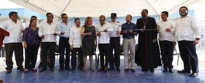 Diputados participan en inauguración de la fase III del Complejo Penitenciario de Seguridad en Izalco